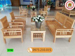 bộ bàn ghế phúc lộc thọ gỗ sồi Nga