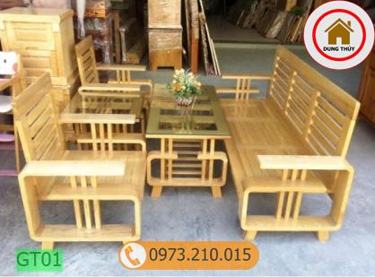 Nơi bán bàn ghế gỗ tựa giá rẻ tại Hà Nội 2020