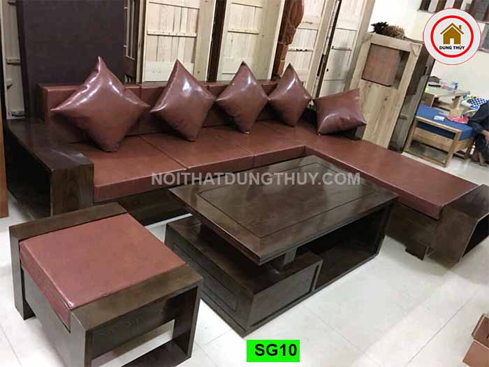 Tìm hiểu mua bàn ghế sofa gỗ ở đâu tốt tại quận Nam Từ Liêm?