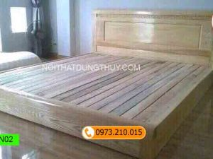 giường ngủ kiểu bệt GN02
