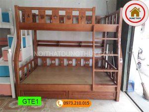 giường 2 tầng cho trẻ em