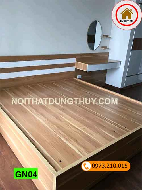 Giường ngủ gỗ công nghiệp có tốt không?