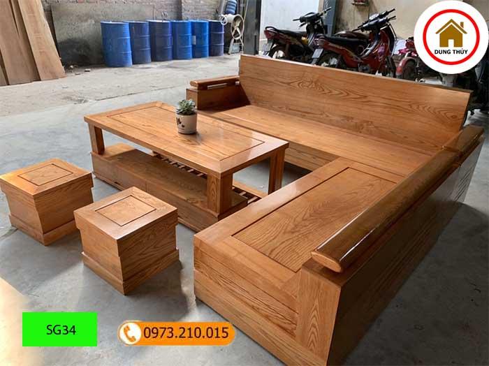 Địa chỉ mua bộ ghế sofa giá rẻ và tốt tại Hà Nội