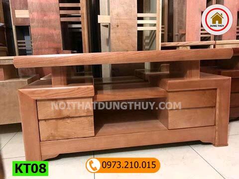 Kệ tivi phòng khách gỗ công nghiệp KT08