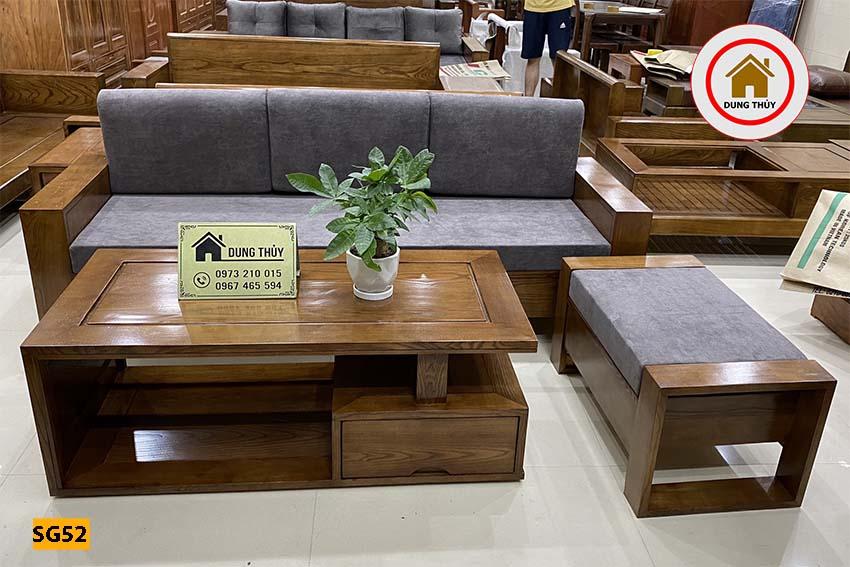 sofa văng nhỏ gọn SG52