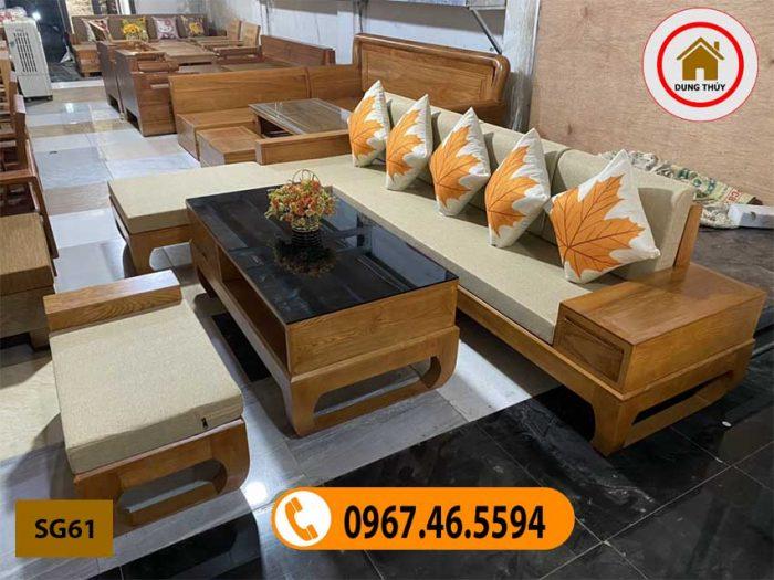 bàn ghế gỗ đơn giản đẹp SG61